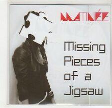 (GF811) Matinee, Missing Pieces Of A Jigsaw - 2014 DJ CD