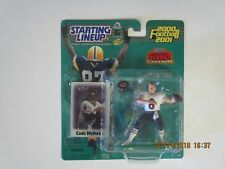 Starting Lineup Cade McNown Football Figure