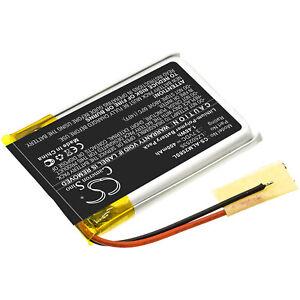 Battery for Altec Lansing IMW257 IMW257-MT IMW257-OW-TA IMW258 IMW258BLK Mini H2