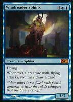 Windreader Sphinx FOIL | NM | M14 | Magic MTG