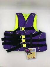 DBX Women's Vector Series Life Vest - Volt / Purple