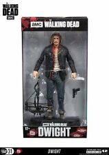 """Dwight MCFARLANE TOYS AMC THE WALKING DEAD COLOR TOPS FIGURE 7"""" In Stock"""