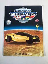 International Motor Show Melbourne Car Magazines 1991-2000 Vintage Retro Rare