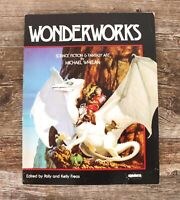 Wonderworks Science Fiction and Fantasy Art by Michael Whelan Polly & Kelly