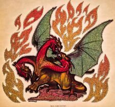 80s D&D TIAMAT magic Dungeons & Dragons stranger things vtg t-shirt iron-on ljn