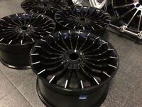 20 pouce jantes Ensemble Pour BMW 5-E60/61, 6-E63/64, 7-E65/66/38 alp style