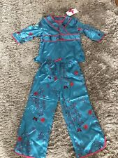 girls pyjamas 5-6yrs