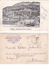 GUBBIO: Panorama da Porta Trasimeno    1905