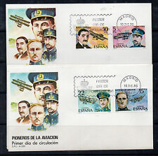 España Pioneros de la Aviación año 1980 (CA-753)