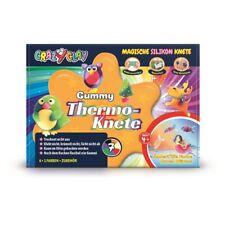 CRAZY CLAY Gummy Thermo-Set Knete, magische Silikonknete Neuheit