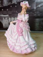 Keramik Spieluhr Ballerina , Melodie, Walzer, Wiener Blut, sehr guter Zustand;