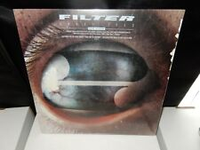 """FILTER """"Crazy Eyes"""" Limited Edition COLORED VINYL, 2XLP, Record MINT"""