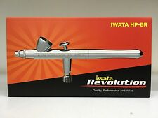 Anest Iwata Revolution HP-BR Airbrush Double Action 0.3mm Nozzle 2cc Cup R 2500