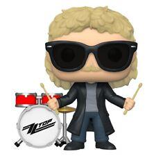 ZZ Top - Frank Beard Pop! Vinyl Figure - Loot - BRAND NEW