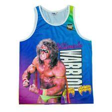 Ultimate Warrior Fanimation WWE Chalkline Tank Top