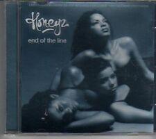 (CK960) Honeyz, End of the Line - 1998 CD