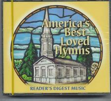 READERS DIGEST - AMERICA'S BEST LOVED HYMNS - NEW SEALED 3 CD BOX SET