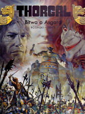 Thorgal Tom 32 - Bitwa o Asgard 2010 comics NEW POLISH POLSKI