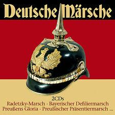 CD Deutsche Märsche von Vienna Military Brass Band  2CDs