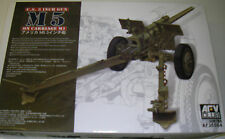 AFV Club - AF35S64 - U.S. 3 Inch Gun M5 On Carriage M1 1:35 Plastic Model Kit