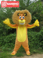Lion Costume Outfit Madagascar Cat - Cute Tiger Mascot  Suit