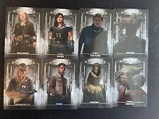 2020 Star Wars Masterwork Base lot of cards
