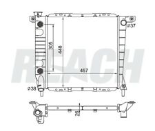 Radiator Reach Cooling 41-1735