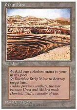 *MRM* FR Strip Mine / Mine des Morts-Terrains MTG 4th edition