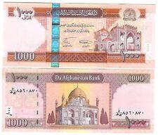 AFGHANISTAN 1000 1.000 AFG 2008 SH1387 UNC P 77 a