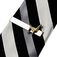 Llama Tie Clip - Animal Tie Clips - Birthday Gift - Handmade - Gift Box