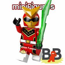 LEGO® Minifigures Serie 20 - 71027 - Red Ranger 09