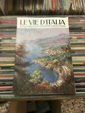 LE VIE D'ITALIA  DICEMBRE  1941  TOURNING CLUB ITALIANO