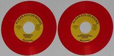 "Hammer - Shake Em Up -  U.S. 7"" RED vinyl"