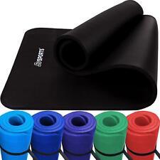 ScSPORTS® Gymnastikmatte Fitnessmatte Yogamatte Turnmatte 190 x 80 x 1,5 cm