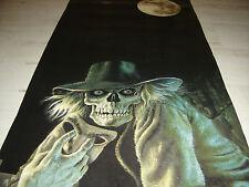 POSTER TESCHIO SKULL FANTASY MASCHERA MASK 158 x 53 cm MANIFESTO