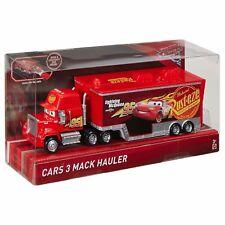 Mattel Disney Pixar Cars 3 Mack Hauler Truck Playset
