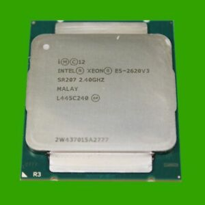 Intel XEON E5-2620 V3 6x 2,4 GHz Sockel LGA 2011 CPU Six Core Prozessor