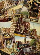 10 kaarten vooroorlogs Rotterdam, uitgeverij SPARO