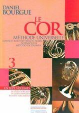 Daniel Bourgue: le Cor Methode Universelle - Vol. 3