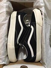 Vans Vault OG Old Skool LX Black/Marshmallow US8 Brand New Ready To Ship