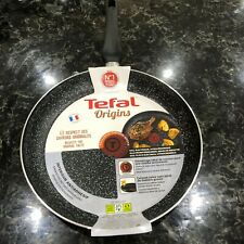 Tefal Origins B3700702 Non-stick Frypan - Black New Thermo Spot