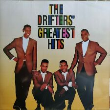 NEW SEALED - THE DRIFTERS GREATEST HITS - Soul R&B Pop Music CD Album