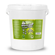 Extra Strength Pet Stain & Odor Remover - Monsieur Poopy Pants 5 Gallon