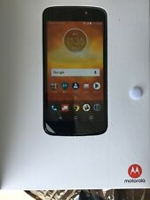 """New Moto E5 Play 5.2"""" 16GB Verizon Prepaid Only New Acc Or Upgrade Your Old Phon"""