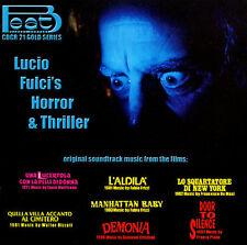 LUCIO FULCI - LUCIO FULCI'S HORROR & THRILLER COMPILATION USED - VERY GOOD CD