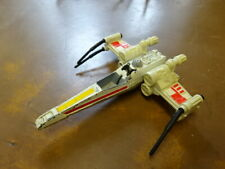 STAR WARS X FIGHTER VINTAGE MODEL - SEE PICS FOR CONDITION