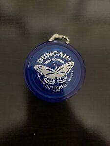 duncan yoyo blue Authentic