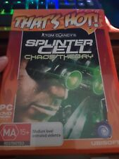 Tom Clancy's Splinter Cell - Chaos Theory - PC GAME - FAST POST
