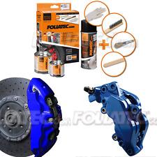 Foliatec Bremssattel-Lack Set Farbe Blau Autolack Auto lackieren Tuning Styling