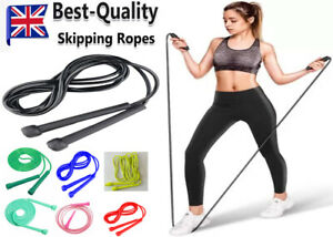 Adjustable Skipping Rope Boxing Fitness Speed Jump Rope Adult Kids